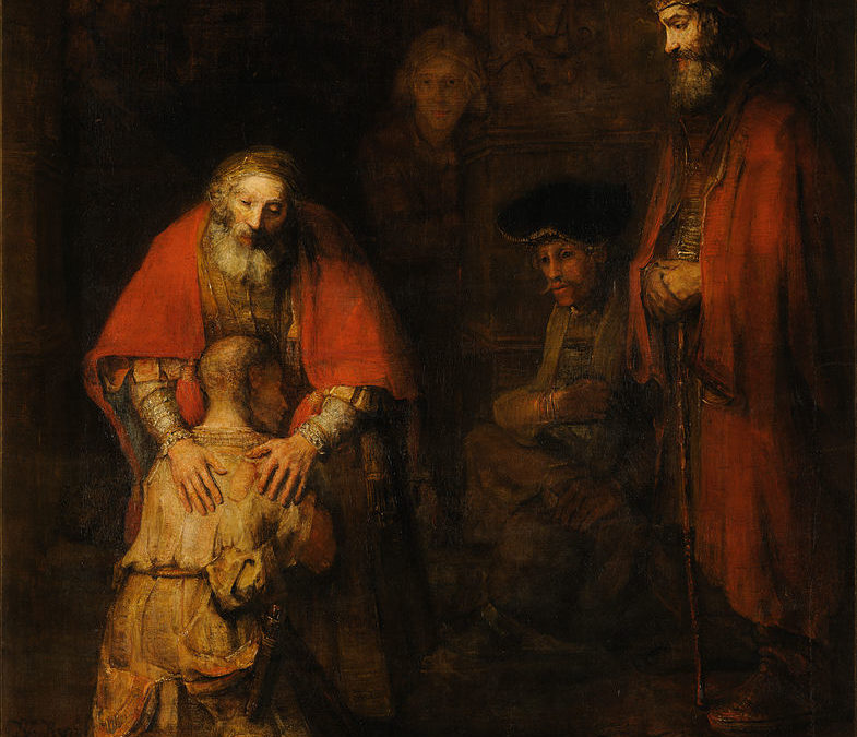 Homily from Sept. 15, 2019: The Waiting Father