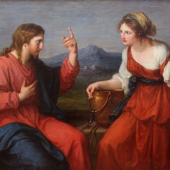 Homily from Mar. 4, 2018 (Year A, Scrutinies): Encounter with Christ