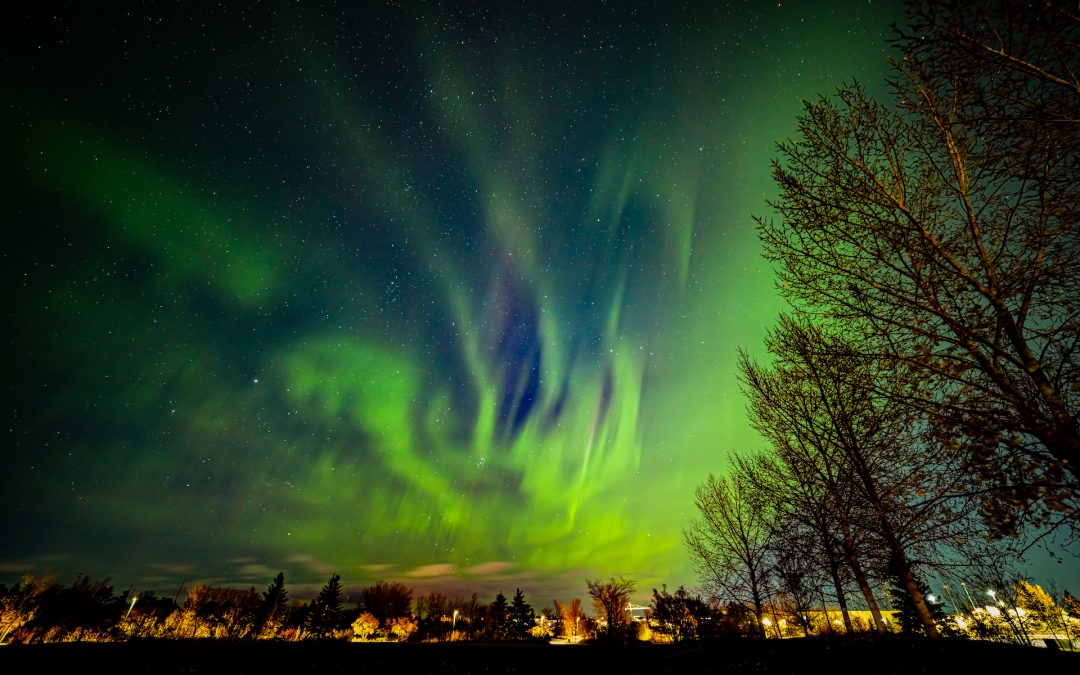 Homily from Oct. 17, 2021: The Northern Lights