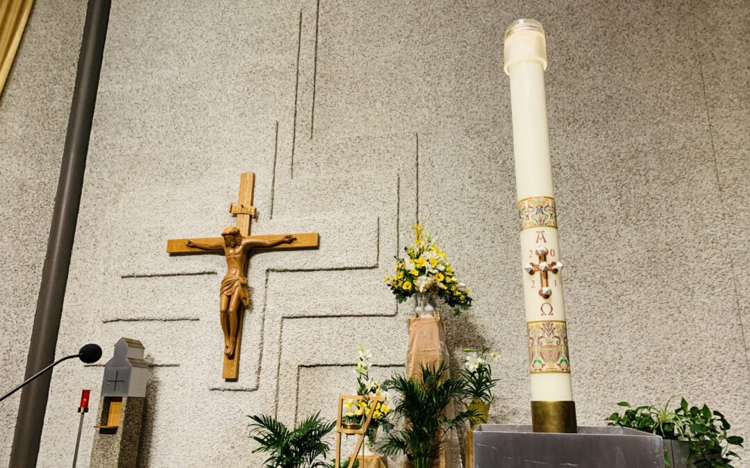 Easter Vigil Homily (Apr. 3, 2021)