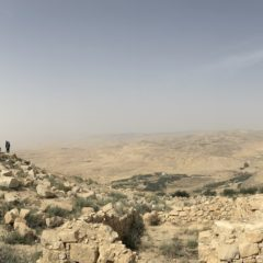 Homily from Pilgrimage to Jordan & Israel (May 5, 2018): MOUNT NEBO