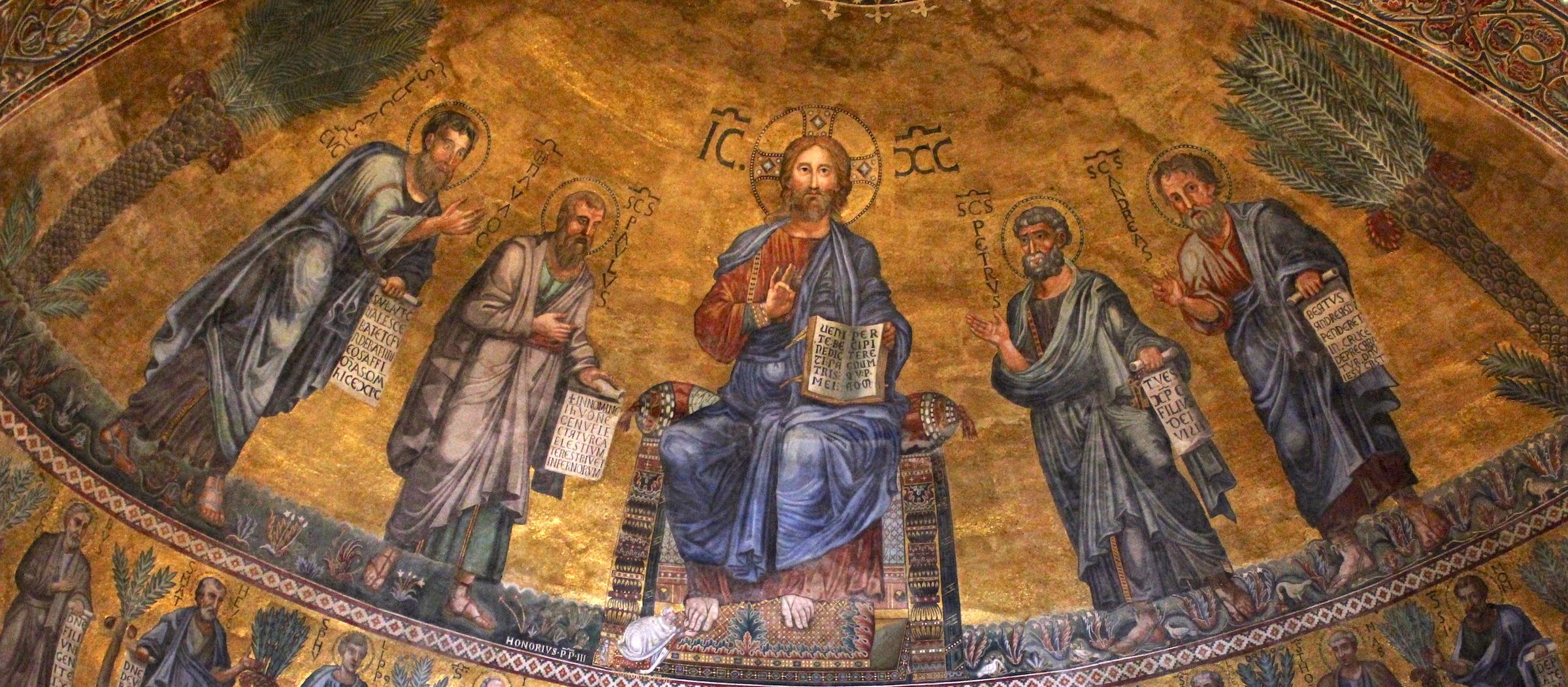 Homily from Aug. 1, 2021: Seek Jesus
