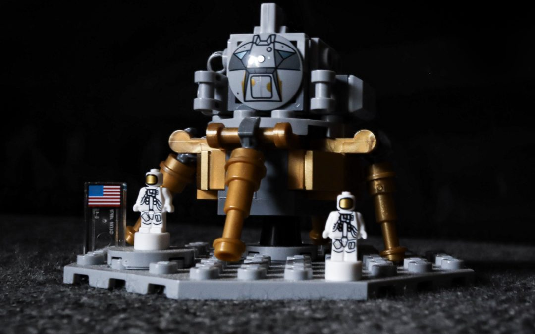 Homily from Aug. 22, 2021: We Choose to Go to the Moon