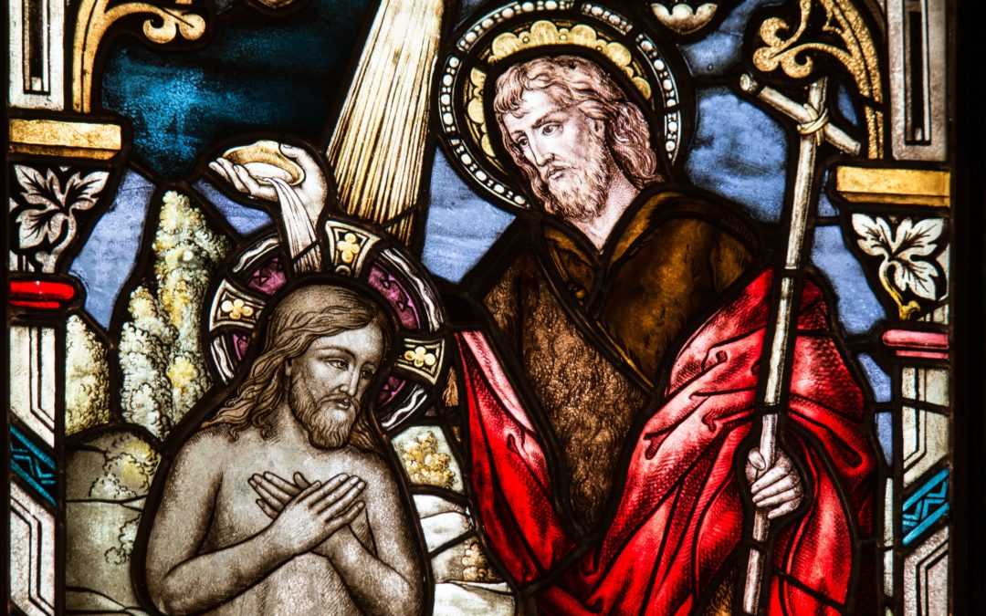 Homily from Jan. 12, 2020: I need to be baptized by you, and do you come to me?