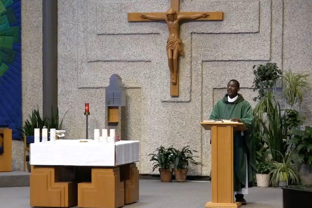 Final Sunday Homily at Holy Spirit Parish from Fr. John Abban-Bonsu (July 19, 2020)