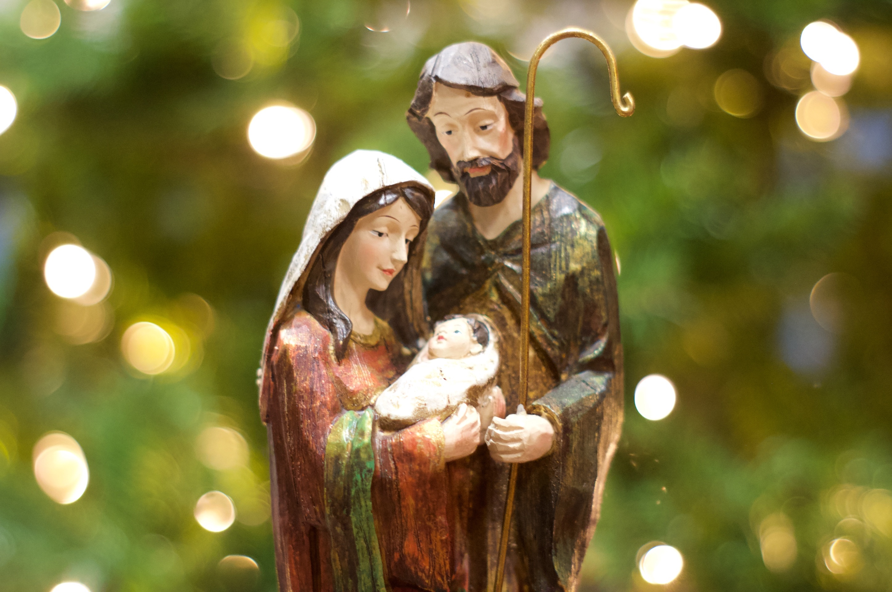 Christmas Homily 2019: We Are Not Alone