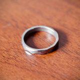 Homily from Mar. 3, 2019: Iron Ring
