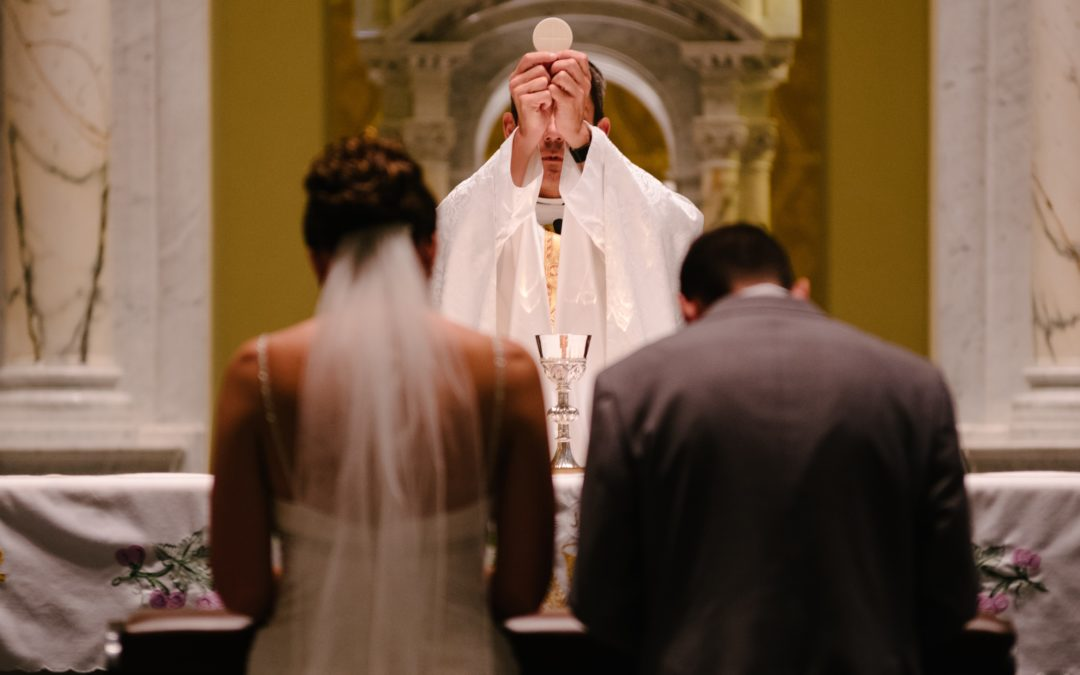 Homily from Aug. 11, 2019: Marriage Prep