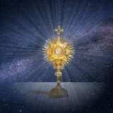 Homily from June 3, 2018 (Corpus Christi): The God of the Universe