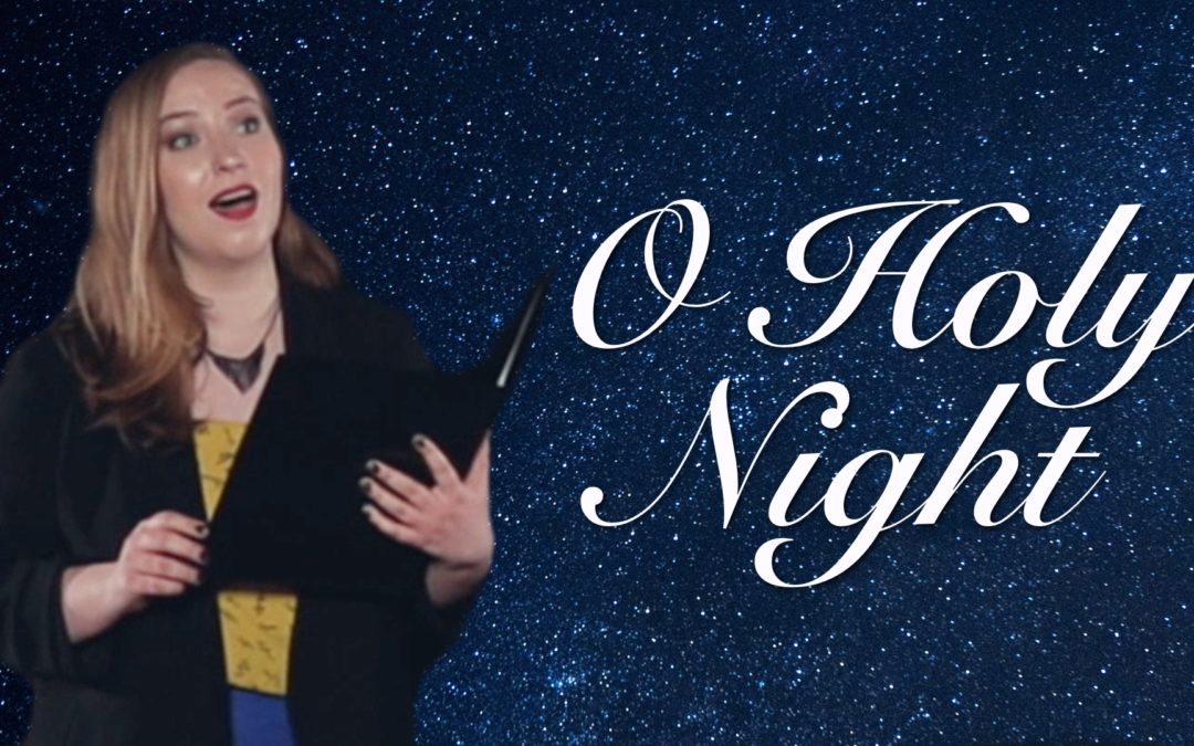 VIDEO: O Holy Night (Christmas Music) – feat. Lynda Millette
