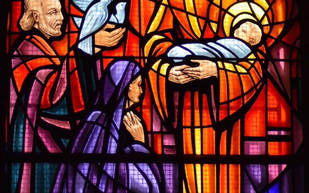 Homily from Feb. 2, 2020: The Dwelling Place of God